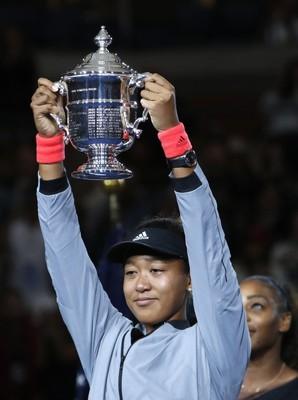 <全米テニス>大坂、夢がかなってうれしい