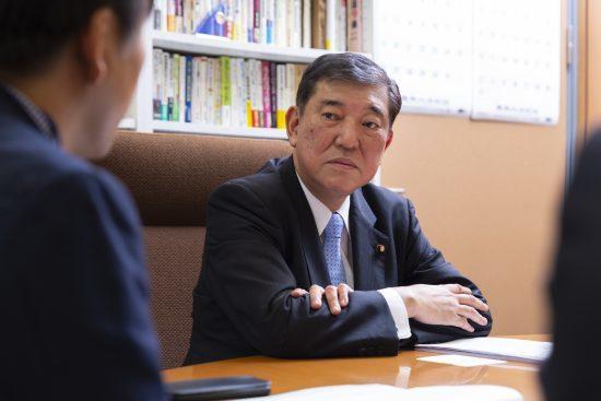 自民党総裁選 石破茂と菅野完が緊急対談