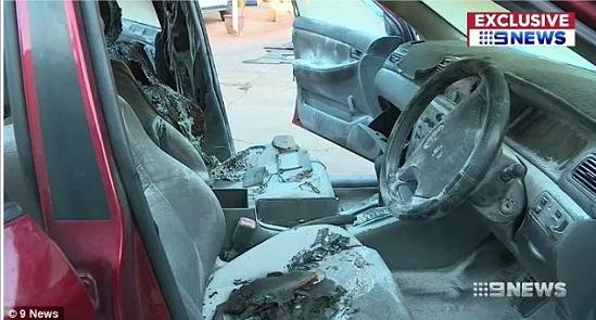【衝撃】サムスンのスマホ「Galaxy Core Prime」が爆発、自動車が燃える事故 新品で弁償を申し出るも断られる 豪州