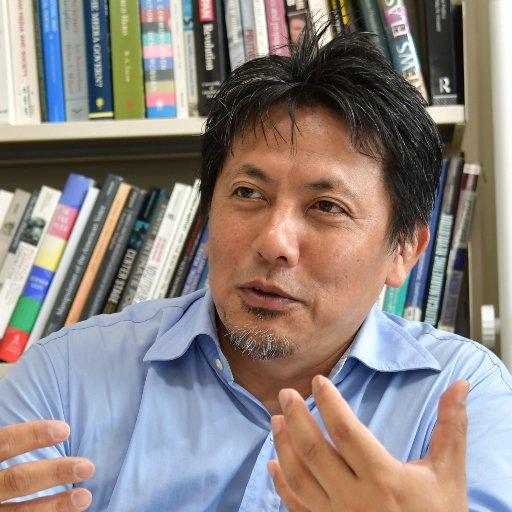 駒澤大の逢坂准教授