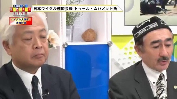 トゥール・ムハメット「安倍総理はウイグル問題に詳しい。ウイグル議連を作ったのは安倍総理だし、ウイグル人の学者が中国で刑務所に入れられた時に胡錦涛に『家族が日本に居るから釈放し日本に返せ!』と訴えてくれ