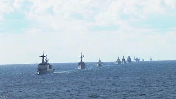 韓国 観艦式 秀吉と戦った将軍象徴の旗掲揚 当初説明と矛盾も