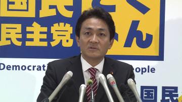 国民民主党の玉木雄一郎代表は3日、柴山昌彦文部科学相が教育勅語を現代的にアレンジして教える動きを検討に値するとしたことについて「教育をつかさどる閣僚の発言としては軽率だ」と批判した。国会内で記者団に語