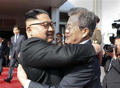 ノーベル平和賞「本命」に文氏&正恩氏!? 英ブックメーカーで1番人気に 「そもそもノーベル平和賞はいい加減」