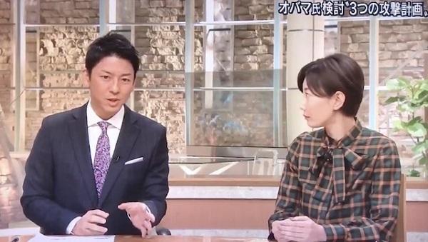 富川アナウンサーが「だとしても真実にさえ辿り着ければ私たちは迷わずに伝えていく…のは間違いない…」などど慌てて言っているが トランプ大統領の暴露本について、亀石弁護士「日本であるだろうか。報道の自由度ラ
