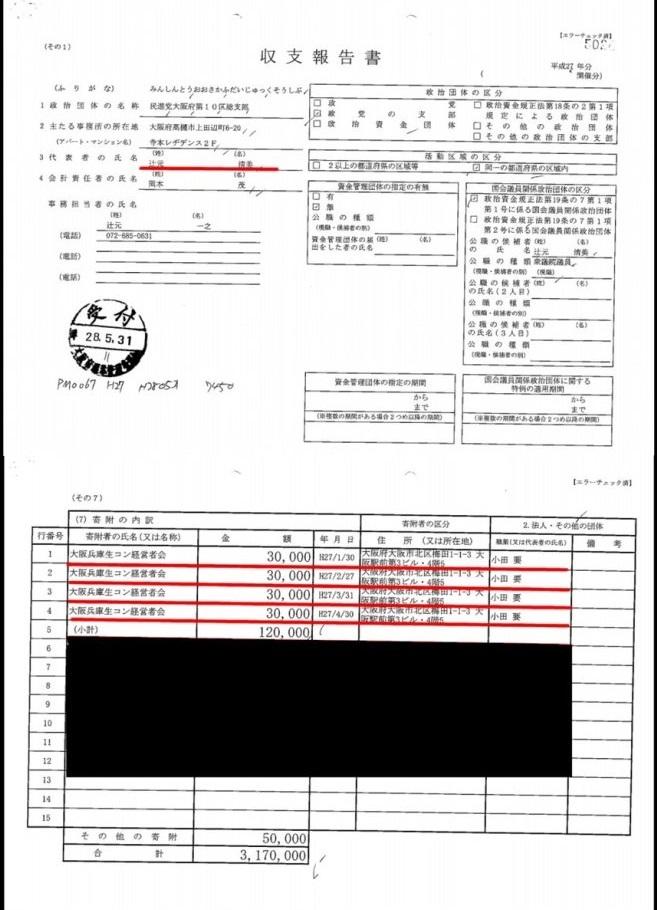 【森友学園】辻元清美氏「大阪兵庫生コン経営者会」から献金を貰った証拠が発掘されネット騒然!
