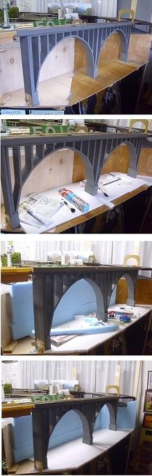 アーチ橋シーナリー6
