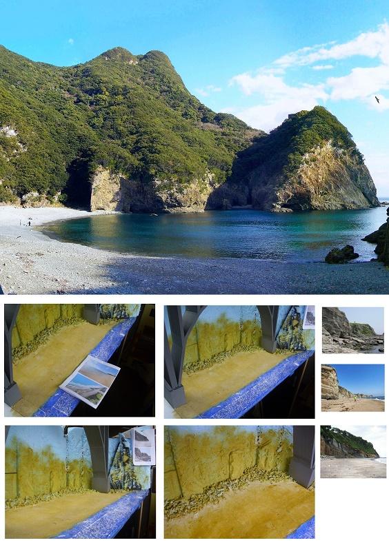 海岸砂浜4