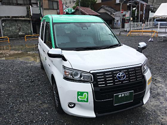 岐阜_公共交通フェスタ2018_JPNタクシー_01