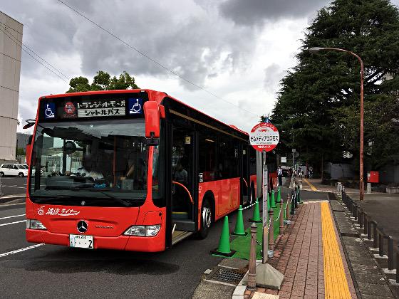 岐阜バス_トラジットモールシャトルバス2018_01