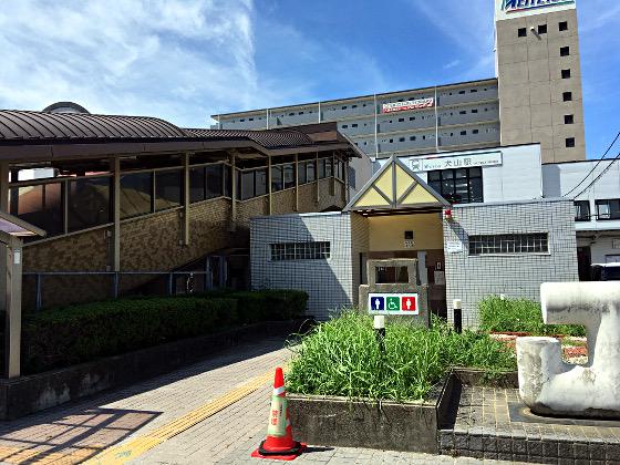 名鉄_犬山駅東口にて_01