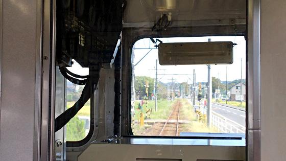 名鉄_名鉄広見線_先頭車両より2018