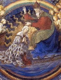 フィリッポ・リッピ-聖母戴冠