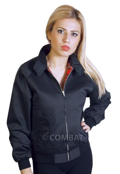 Ladies_Harrington_Jacket_Navy_Model_Logo.jpg
