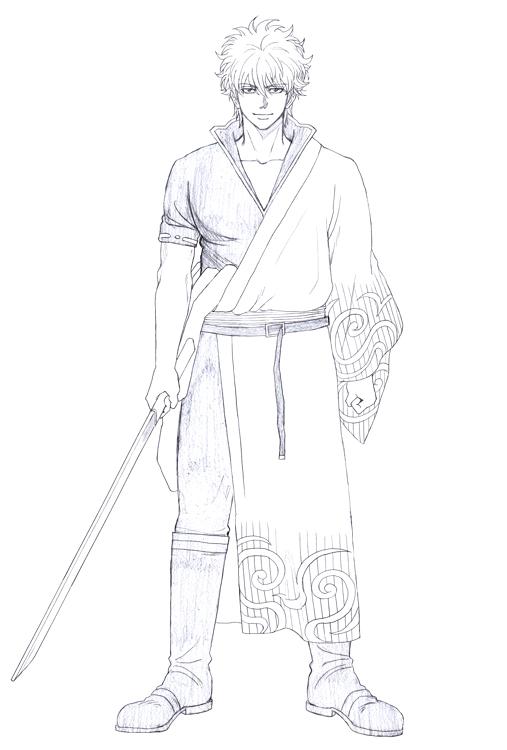 坂田銀時 銀さん