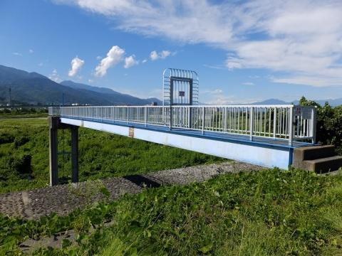 大同排水機場・排水樋管ゲート
