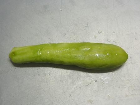 蒸し茄子と冷奴の明太オリー044