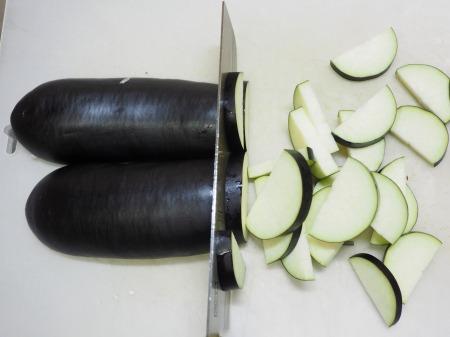 フライパンで炒めカレー033