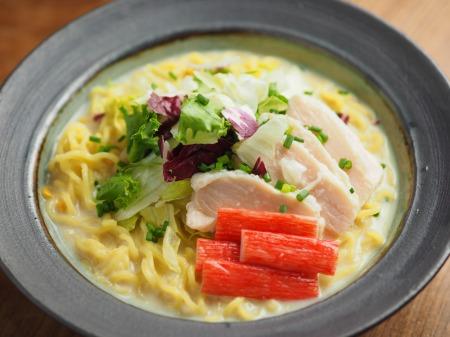 冷製豆乳クリームスープ、ラー035