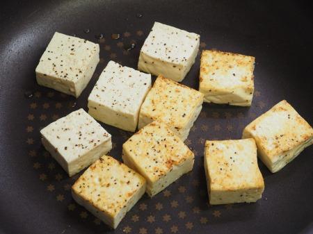 カレー豆腐ステーキ040