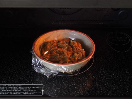 カレー豆腐ステーキ042