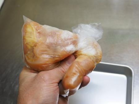 鶏むね肉の水晶鶏ピリ辛ドレ052