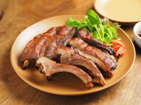 豚バックリブの柔らかオーブン焼033