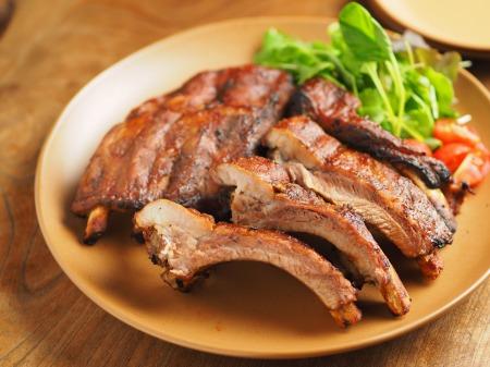 豚バックリブの柔らかオーブン焼034