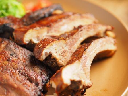 豚バックリブの柔らかオーブン焼039