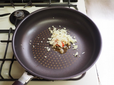 汁なし担々麺作り方006