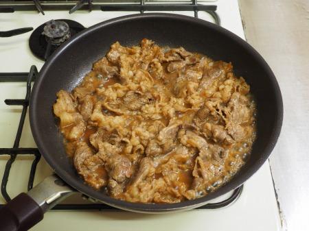 フライパン焼肉035