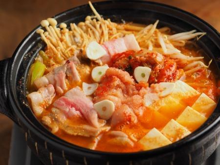 明太豚キムチ鍋031