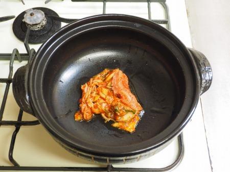 明太豚キムチ鍋063