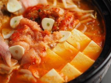 明太豚キムチ鍋055