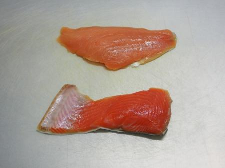 秋鮭のじゃがいも包み焼き038