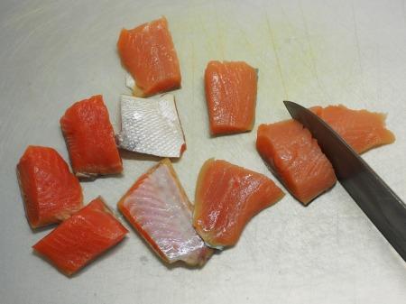 秋鮭のじゃがいも包み焼き040