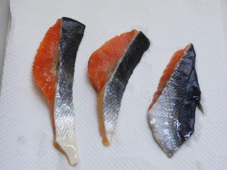 秋鮭のバター照り焼き031