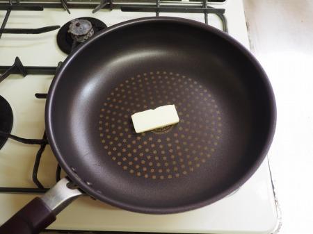 秋鮭のバター照り焼き032