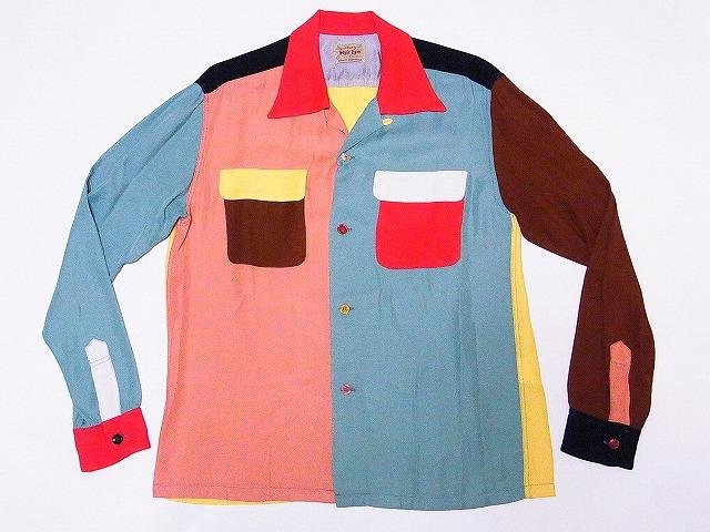 スタイルアイズ ボウリングシャツ SE27975 長袖 オープンシャツ
