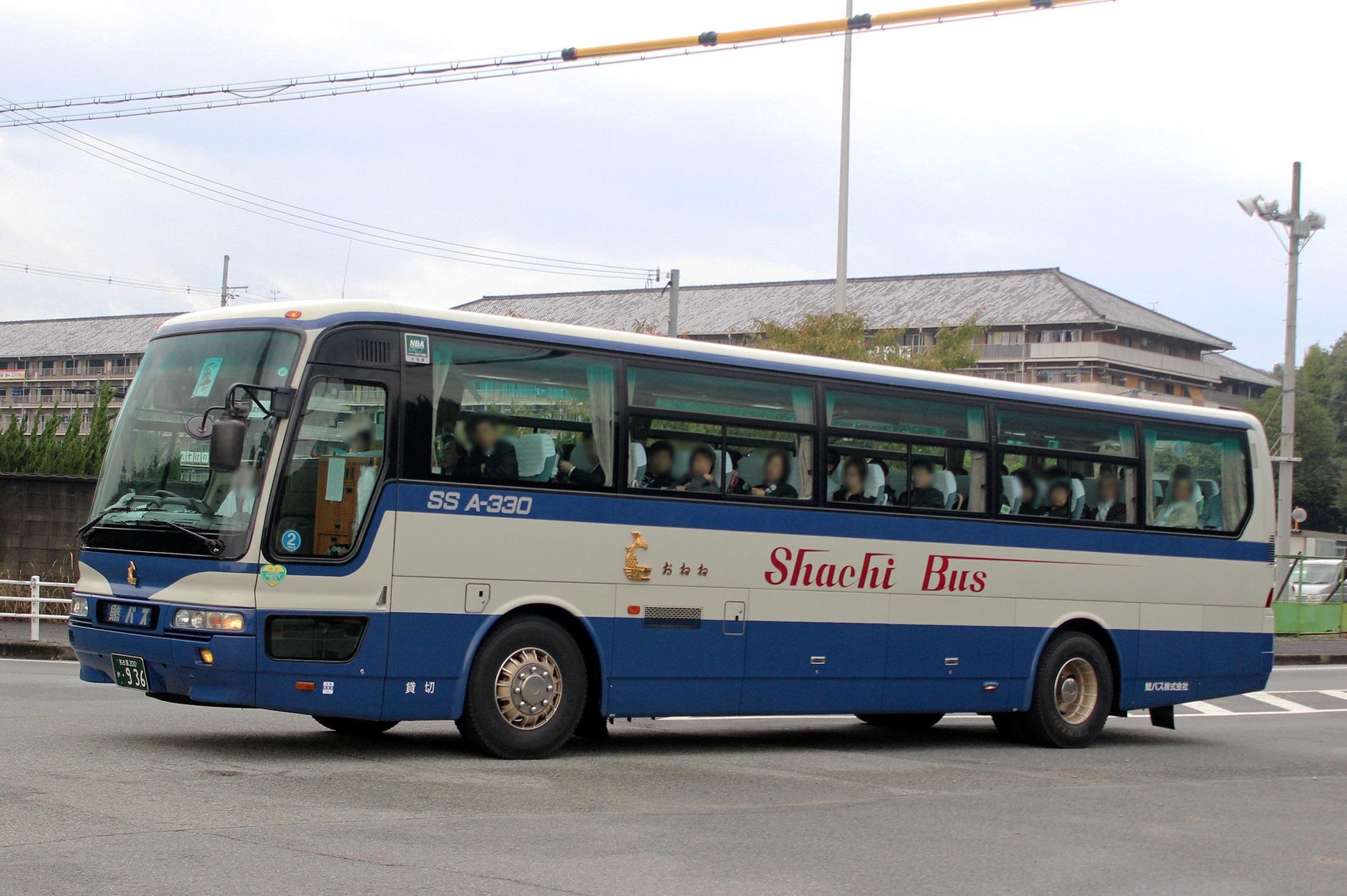 鯱バス か936