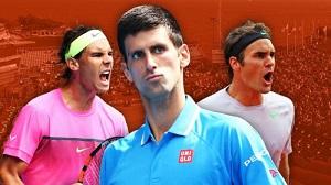 現代テニスの化け物たち