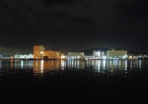 ライトアップと花火大会03