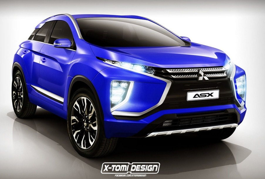 the mitsubishi asx 2019