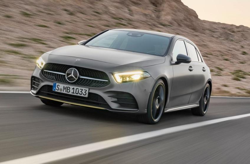 Mercedes Benz A Class 2019