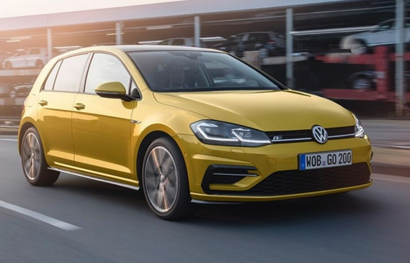 2019 vw golf tdi