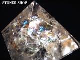 Rainbow Quartz ピラミッド1d