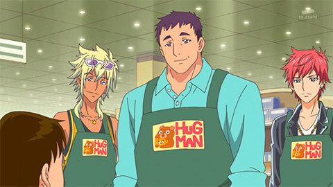 【HUGっと!プリキュア】第27話「先生のパパ修行!こんにちは、あかちゃん!」10
