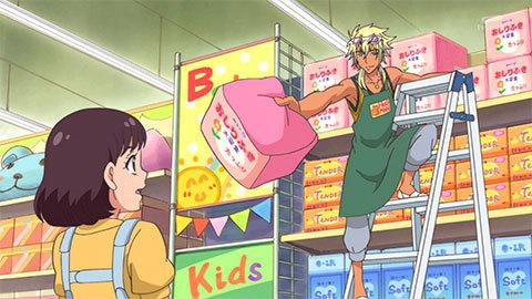 【HUGっと!プリキュア】第27話「先生のパパ修行!こんにちは、あかちゃん!」07