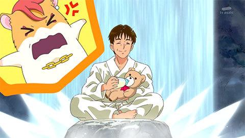 【HUGっと!プリキュア】第27話「先生のパパ修行!こんにちは、あかちゃん!」03