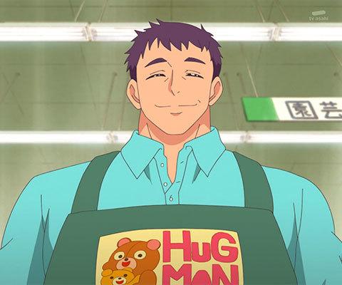 【HUGっと!プリキュア】第27話「先生のパパ修行!こんにちは、あかちゃん!」01